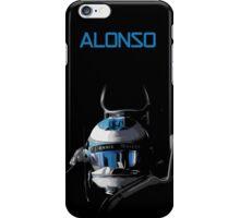 Fernando Alonso 2015 McLaren Honda iPhone Case/Skin