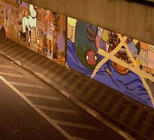 Graffitti by Gabriel Skoropada