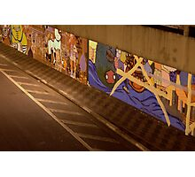 Graffitti Photographic Print