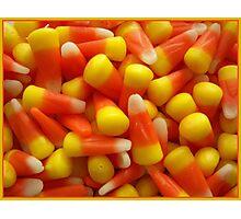 Candy Corn Photographic Print