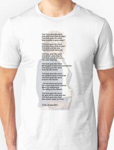 River's Tick Tock Song T-Shirt