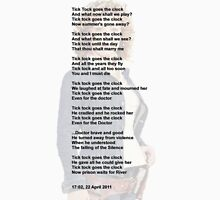 River's Tick Tock Song Unisex T-Shirt