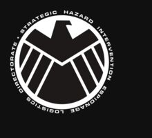 S.H.I.E.L.D Logo by Kiwishes