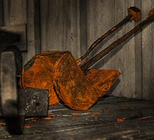 Rust by Jonathan Cohen