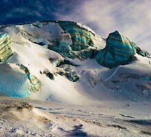 surreal ice structures by peterwey