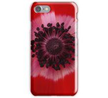Mesmerising red iPhone Case/Skin