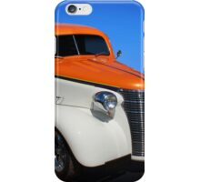38 Chevy iPhone Case/Skin