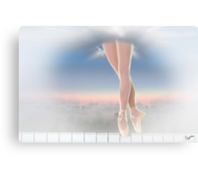 Heavenly Touch Canvas Print