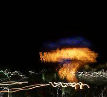 nite drive by Lynn  Gettman