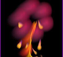 Falling Pettles by OsenahSRF