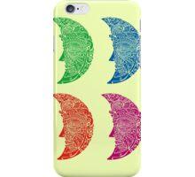 Six moons iPhone Case/Skin
