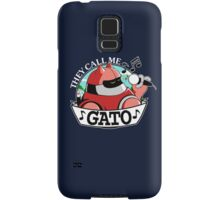 They Call Me Gato Samsung Galaxy Case/Skin