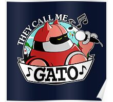 They Call Me Gato Poster
