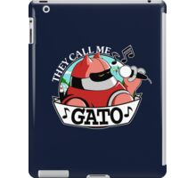 They Call Me Gato iPad Case/Skin