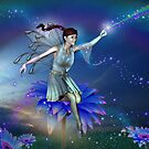 Colour My World Fairy by angelsoulart
