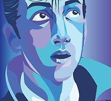 Alex Turner by erinfenchakart