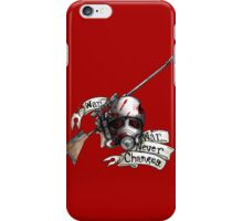 Fallout Ranger Tattoo iPhone Case/Skin