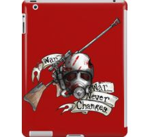 Fallout Ranger Tattoo iPad Case/Skin
