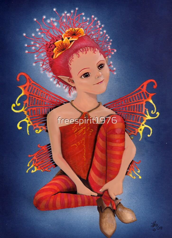 Night-time Fairy by freespirit1976