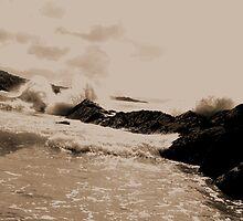Waves by Barbara Ignasiak