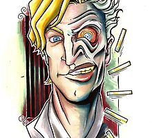 Two Face by Captain Ash The Dork Knight