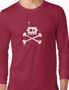 Robot Pirate Long Sleeve T-Shirt