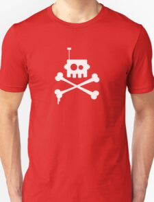 Robot Pirate T-Shirt