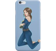 Bunker Pin-Up iPhone Case/Skin