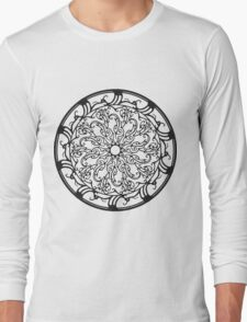 Circle 3 Long Sleeve T-Shirt