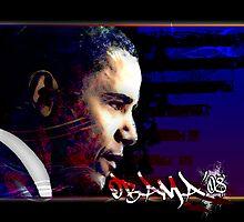 Obama 08 by ego9579