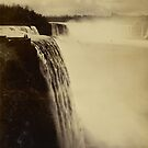 Niagara Falls around 1888 Photograph by T-ShirtsGifts