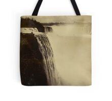 Niagara Falls around 1888 Photograph Tote Bag