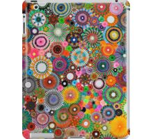 Childhood Dreams, a colourful spirograph drawing! iPad Case/Skin