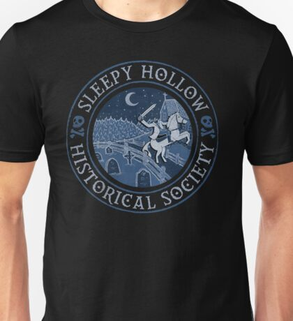 Sleepy Hollow Historical Society Unisex T-Shirt