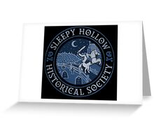 Sleepy Hollow Historical Society Greeting Card