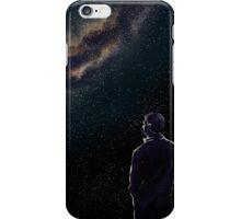 Rodney Under The Milkyway iPhone Case/Skin