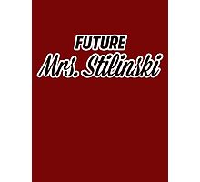 Future Mrs. Stilinski Photographic Print
