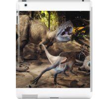 Tyrannosaurus Rex @ Royal Tyrrell Museum of Palaeontology iPad Case/Skin