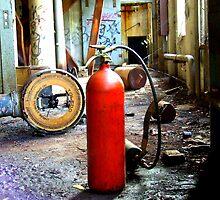 extinguished by Joy Grassman