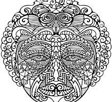 Mask by Rif Khasanov