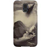 Niagara Falls around 1888 Photograph Samsung Galaxy Case/Skin