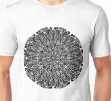 ornate circle Unisex T-Shirt