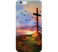 Morar Cross iPhone Case/Skin