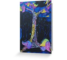 Nested Dreams Greeting Card