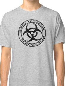 Zombie Outbreak Response Team - light Classic T-Shirt