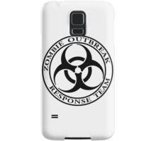 Zombie Outbreak Response Team - light Samsung Galaxy Case/Skin