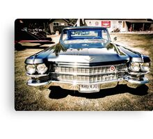 Caddy '63 Canvas Print