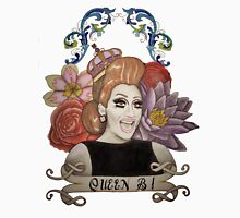Clear Background Bianca Del Rio Design Unisex T-Shirt