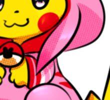 Amy Hoodie Pikachu Sticker