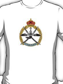 Emblem of the Royal Air Force of Oman T-Shirt